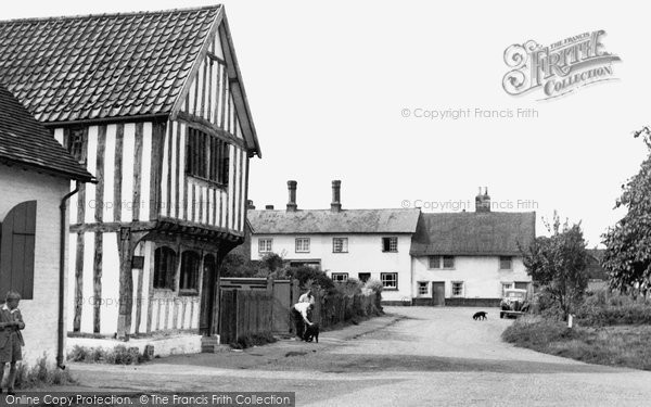 Ashwell, The Village Museum 1951