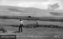 Dunnerholme Golf Course c.1955, Askam In Furness