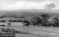 General View c.1955, Askam In Furness
