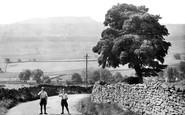 Askrigg, Addleborough 1914