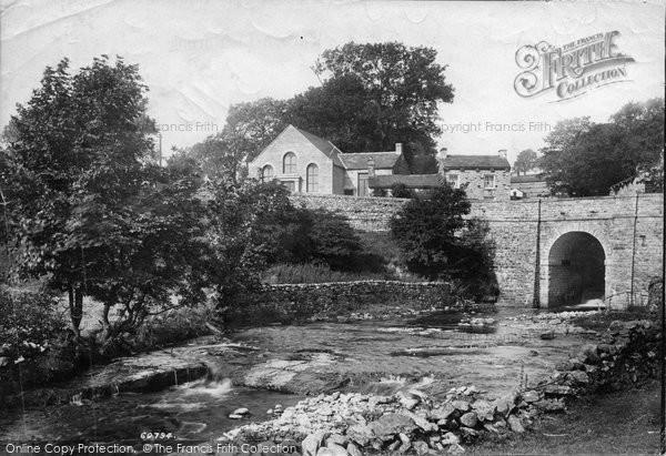 Photo of Askrigg, Bowbridge 1908