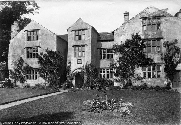 Photo of Askrigg, Colby Hall 1908