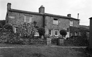 Askrigg, Colehousi, Marie Hartley's Cottage c.1950