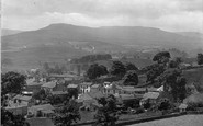 Askrigg, From North 1924