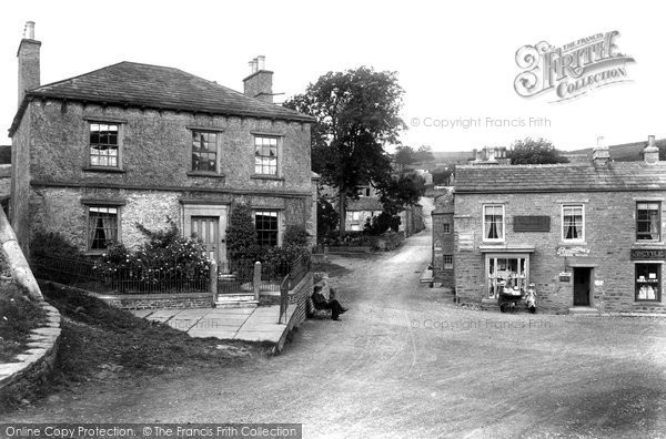Photo of Askrigg, Little Askrigg 1911
