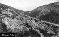 Askrigg, Muker Pass 1914