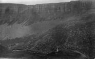 Askrigg, Muker Pass, The Rocks 1914
