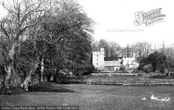 Photo of Askrigg, Nappa Hall 1889