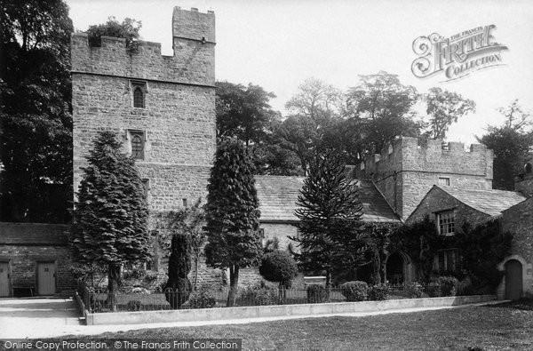 Photo of Askrigg, Nappa Hall 1906