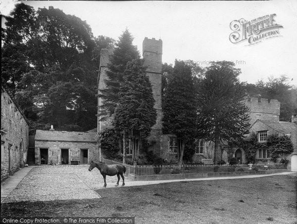 Photo of Askrigg, Nappa Hall 1924