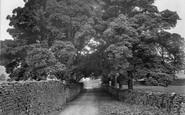 Askrigg, Nappa Hall Avenue 1924