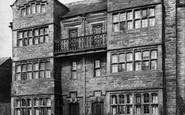 Askrigg, Old Hall 1908