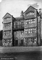 Askrigg, Old Hall 1908