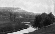 Askrigg, On The Ure 1889
