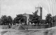 Askrigg, St Oswald's Church 1896