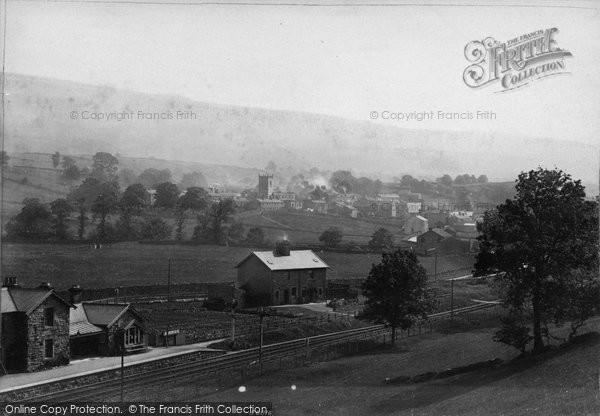 Askrigg, Station 1906