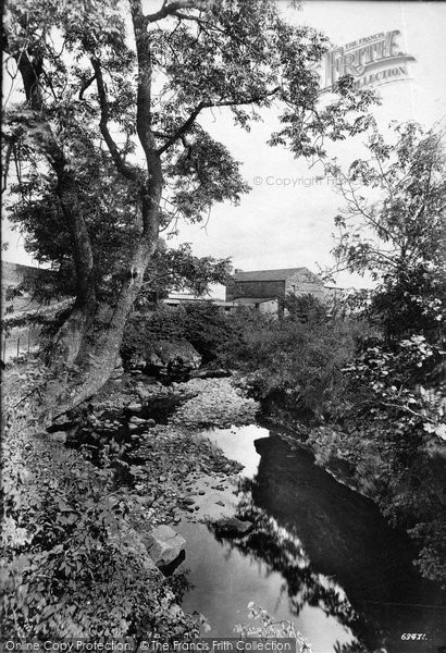 Photo of Askrigg, The Mill 1911