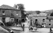 Askrigg, The Village 1906