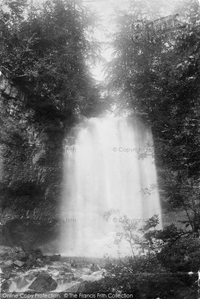 Photo of Askrigg, Whitfield Gill Foss 1887