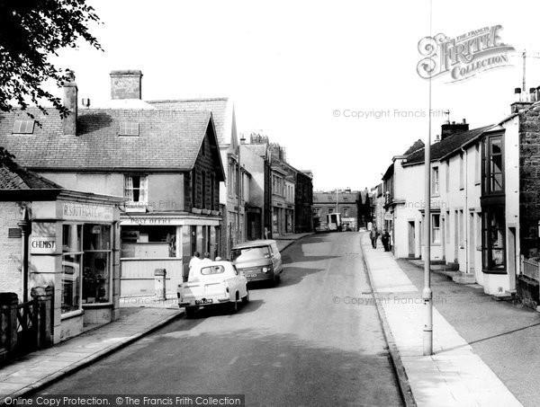 Aspatria, King Street c.1960