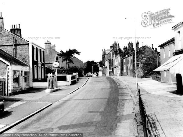 Photo of Aspatria, King Street c.1960