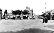 Aspatria, Market Place c.1960