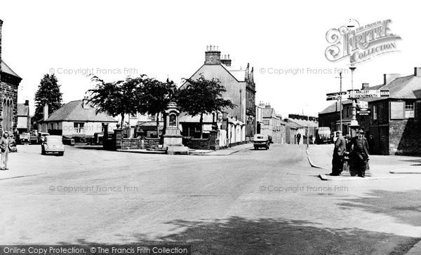 Aspatria, Market Place c1960.  (Neg. A295006)  © Copyright The Francis Frith Collection 2008. http://www.francisfrith.com