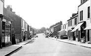 Aspatria, Queen Street c1960