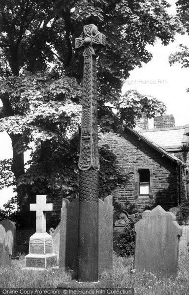 Photo of Aspatria, The Old Cross c.1955