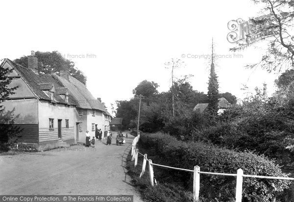 Aspenden, The Village 1923