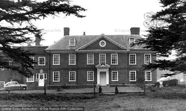Photo of Aspley Guise, Aspley House c.1955