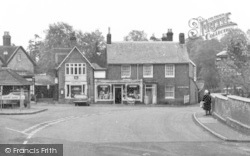 Aspley Guise, Stores On The Square c.1965