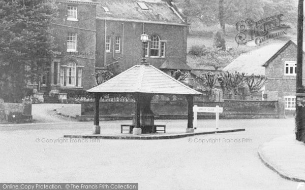 Photo of Aspley Guise, The Square c.1955