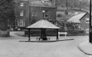 Aspley Guise, The Square c.1955