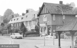 Aspley Guise, The Square c.1965