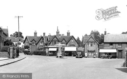 Aspley Guise, The Village c.1955