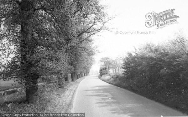 Photo of Assington, Further Street c.1955
