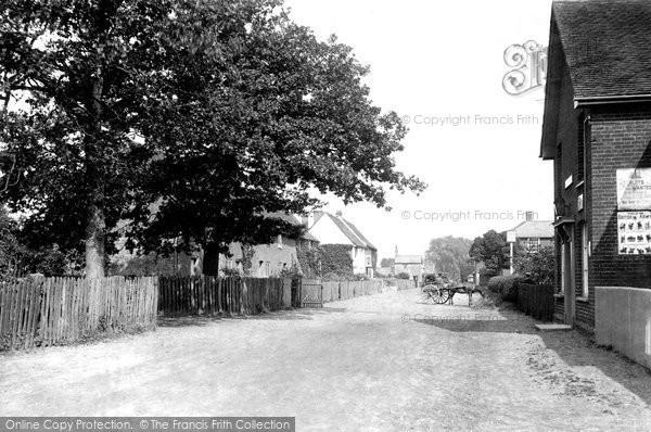 Assington, The Village 1907