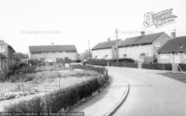 Photo of Assington, Vicary Estate c.1960