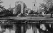 Astbury, St Mary's Church 1897