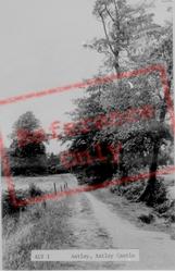 Astley Castle c.1955, Astley