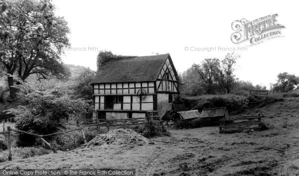 Photo of Astley Burf, Astley Mill c.1955