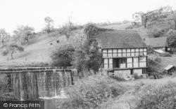 Astley Burf, Astley Mill c.1955