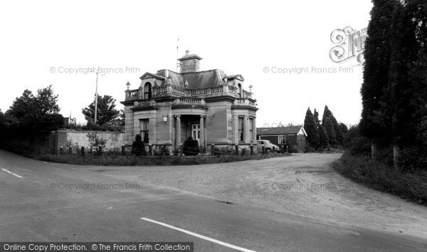 Photo of Astley Burf, Rosary Lodge, Witley Court c.1955
