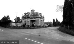 Astley Burf, Rosary Lodge, Witley Court c.1955