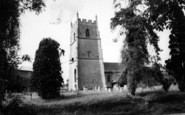 Astley Burf, The Church c.1955