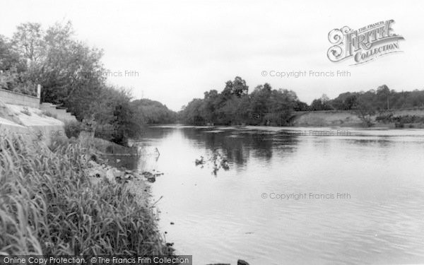 Photo of Astley Burf, The River c.1955