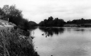 Astley Burf, The River c.1955