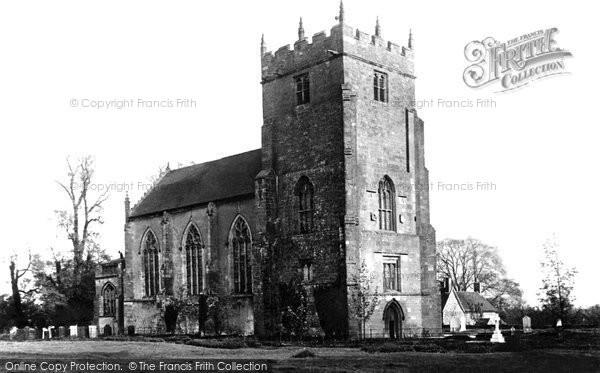 Astley, Church Of St Mary The Virgin c.1940