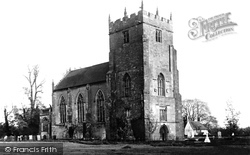 Astley, Church Of St Mary The Virgin c.1940